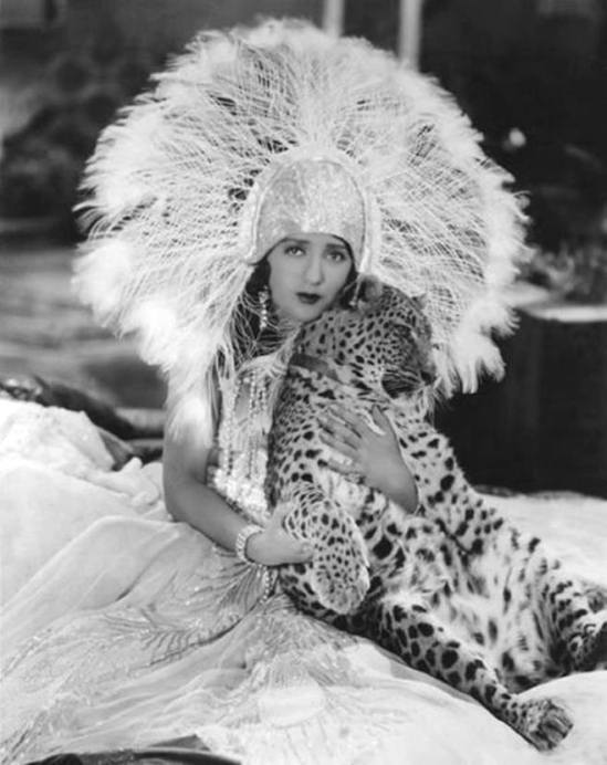 Bebe Daniels for SHE'S A SHEIK (Clarence G. Badger, 1927)