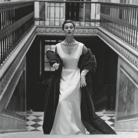 Anne Gunning - 1950s Top Fashion Model