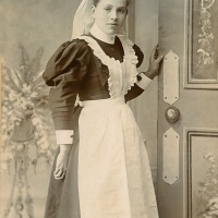 Vintage Photos of Victorian and Edwardian Era Maids