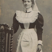 Edwardian House Maid