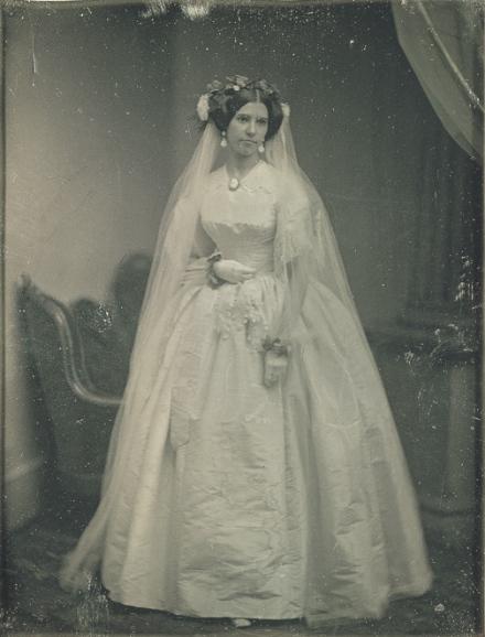 american woman 1850s