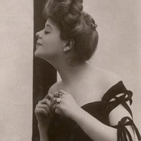 Superb Vintage Photos of Beautiful Edwardian Era Hairstyles