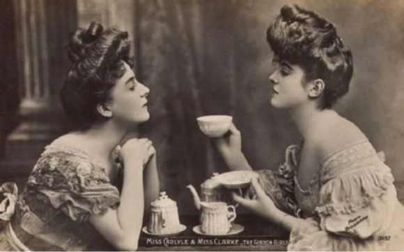 Superb Vintage Photos of Beautiful Edwardian Era Hairstyles | FROM THE  BYGONE