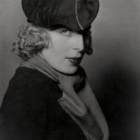 Tamara de Lempicka - Photos of the Artist