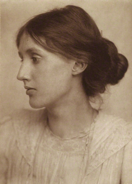 NPG P221; Virginia Woolf (nÈe Stephen) by George Charles Beresford