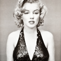 Marilyn Monroe by Richard Avedon (1957)