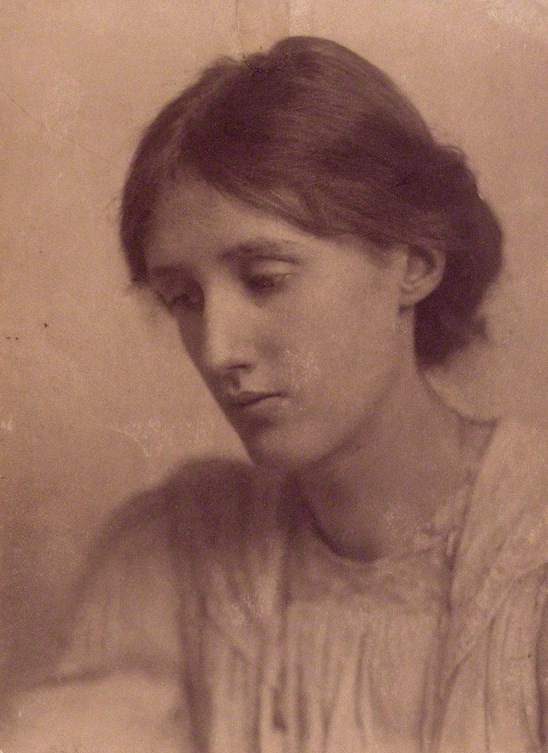 NPG P220; Virginia Woolf (nÈe Stephen) by George Charles Beresford