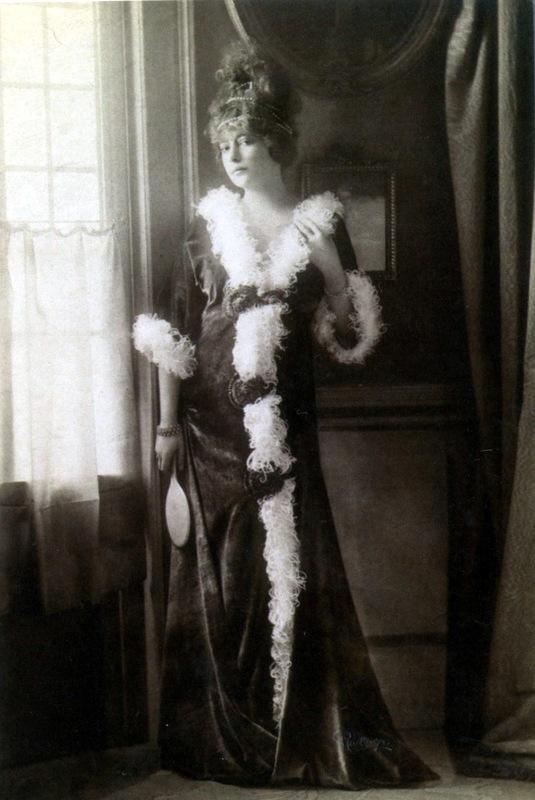 Ginette Lantelme /Genevieve Lantelme-1910