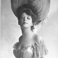 Amazing Photos of Style Icon & Gibson Girl Camille Clifford (1885 – 1971)
