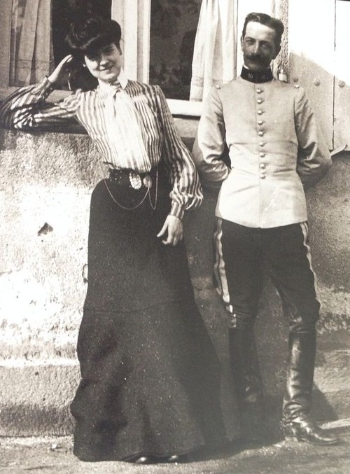 Early 20th Century Photos Of Iconic French Designer Gabrielle Coco Chanel From The Bygone