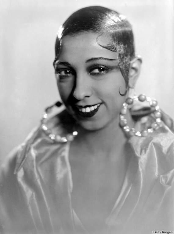 Josephine Baker | FROM THE BYGONE Josephine Baker