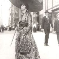 A Collection of Vintage Photos Feat. 1920s Street Style