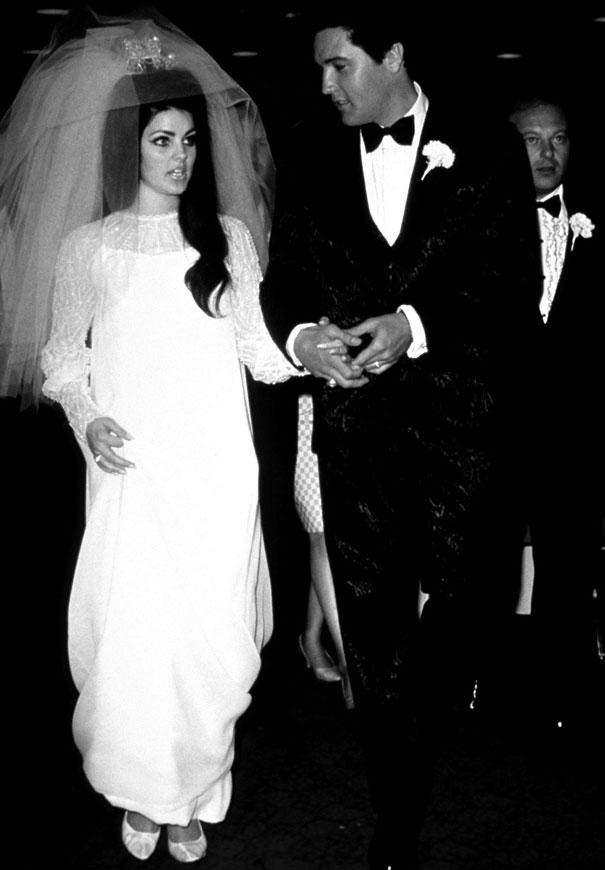 Elizabeth Taylor And Elvis Presley