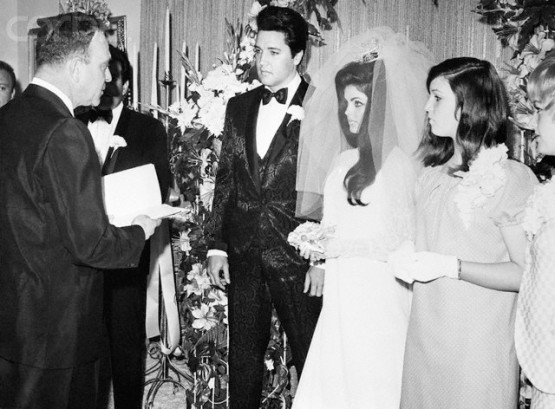 Elvis And Priscilla Presley Getting Married