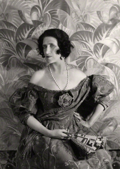 NPG x14149; Lady Ottoline Morrell by Cecil Beaton