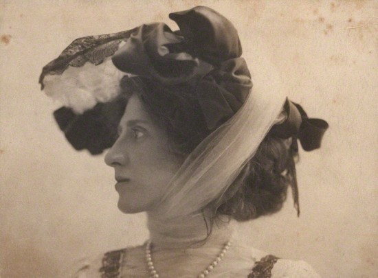 NPG x144140; Lady Ottoline Morrell by George Charles Beresford