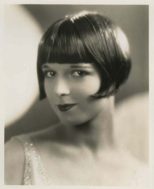 Louise Brooks by Eugene Robert Richee | FROM THE BYGONE