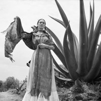Frida Kahlo Photographed by Toni Frissell