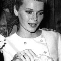 Mia Farrow & Frank Sinatra Wedding July 19th 1966