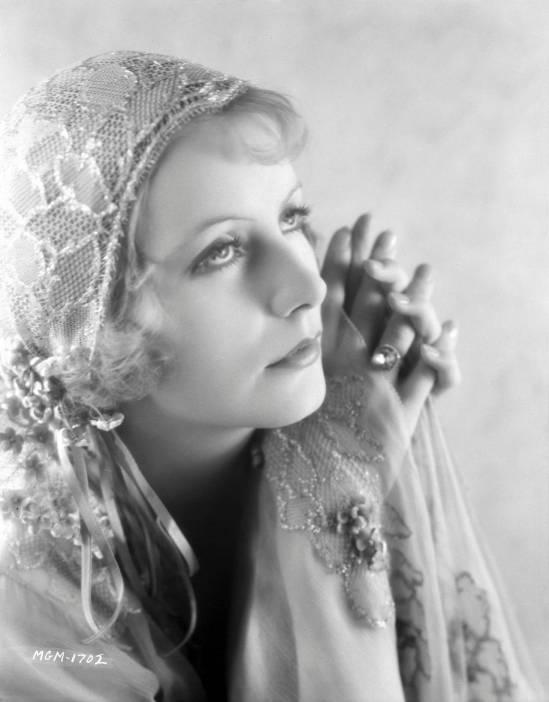 Ruth Harriet LouiseGarbo