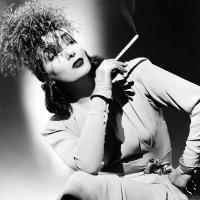 A Collection of Photos Feat. Hollywood Actresses With Cigarette Holders
