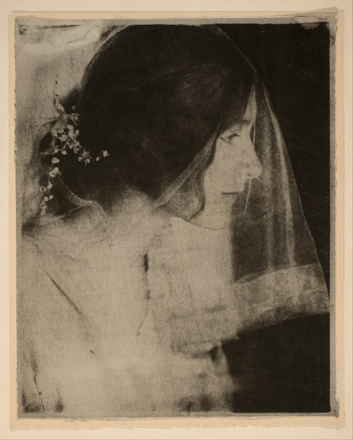 Gertrude_Käsebier_-_The_Bride_-_Google_Art_Project1