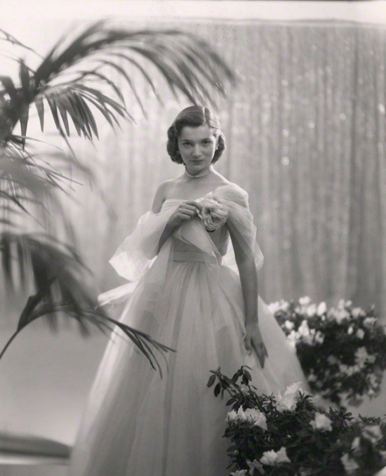 NPG x40347; Princess Lee Radziwill (nÈe Bouvier) by Cecil Beaton