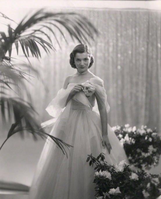 NPG x40347; Princess Lee Radziwill (nÈe Bouvier) by Cecil Beaton