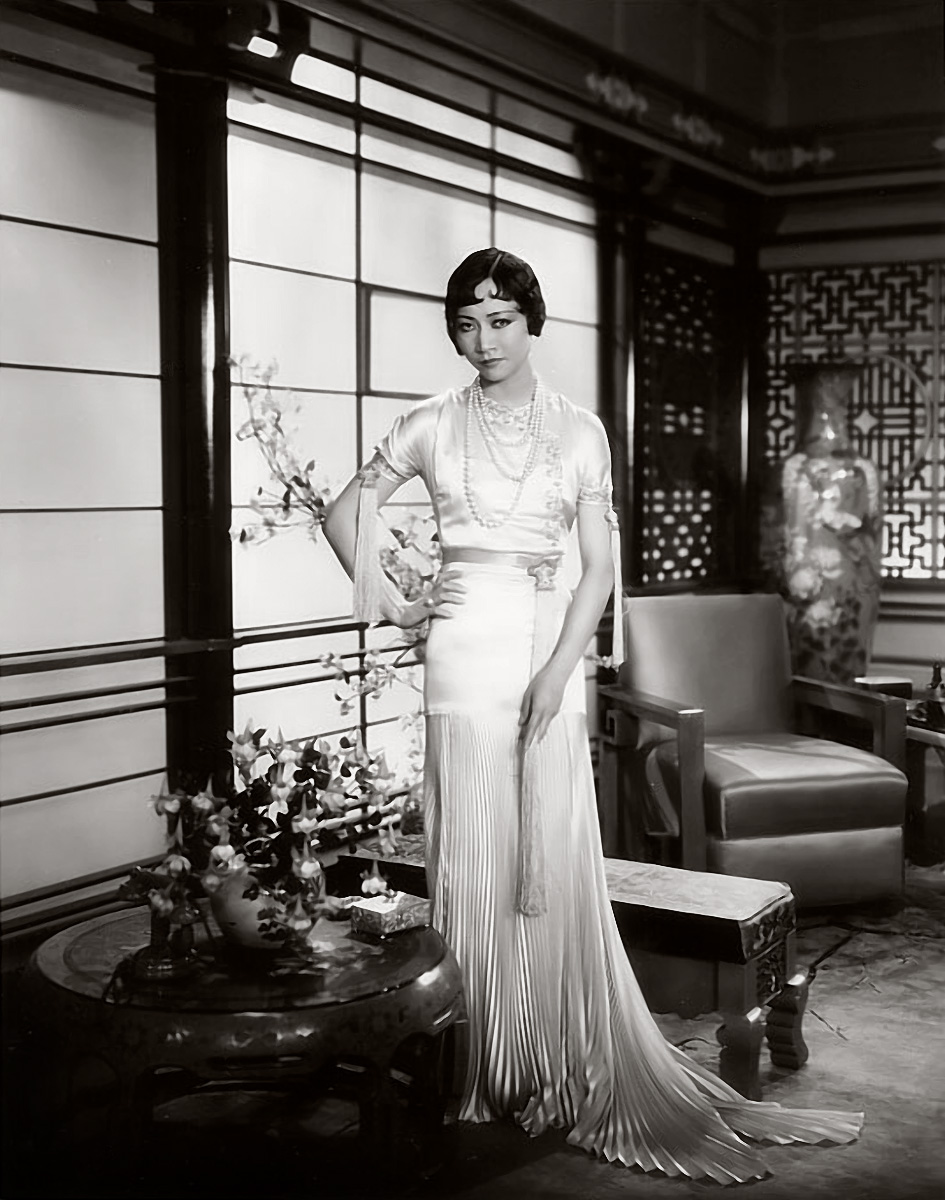 Anna May Wong for Daughter of the Dragon (1931) | FROM THE ...