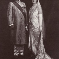 Australian socialite Molly Fink - Wife of the Rajah of Pudukkottai