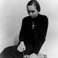 """Madame Grès as 1930s Fashion Designer """"Alix Grès"""""""