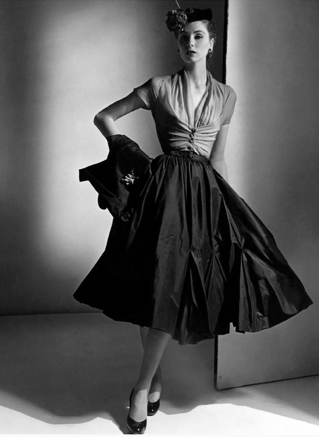 Vintage photos of glamorous 1950s model suzy parker from for American haute couture
