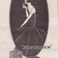 Vintage Perfume Ads (1920s)