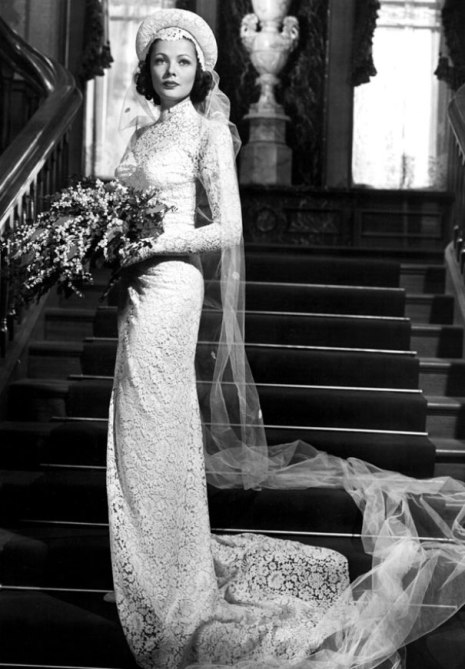 heyday-gene-tierney-vintage-retro-wedding-dress-inspiration