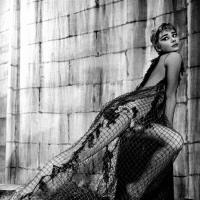 """Audrey Hepburn in """"Ondine"""" (1954)"""