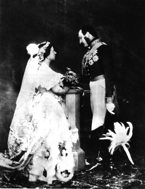 Victorian Wedding Dresses From The Bygone