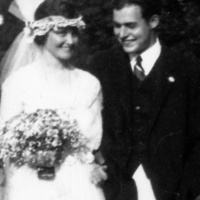 Ernest Hemingway & Elizabeth Hadley Richardson Wedding (1921)