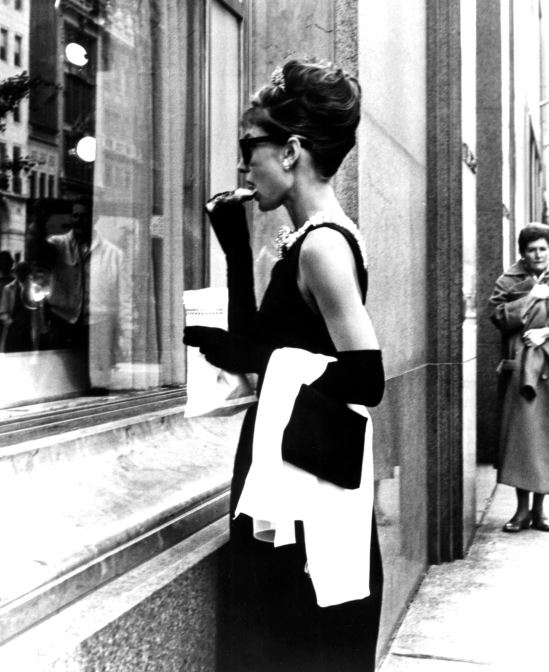 BREAKFAST AT TIFFANY'S, Audrey Hepburn, 1961