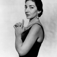 Maria Callas by Cecil Beaton (1957)