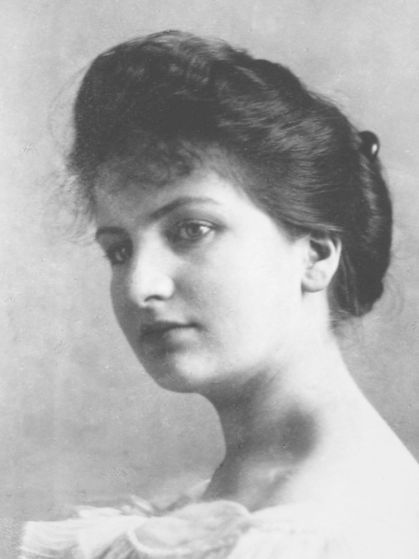 Alma Mahler  FROM THE BYGONE