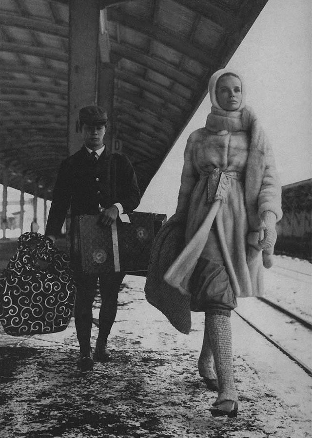veruschka amp richard avedon in japan for vogue 1966