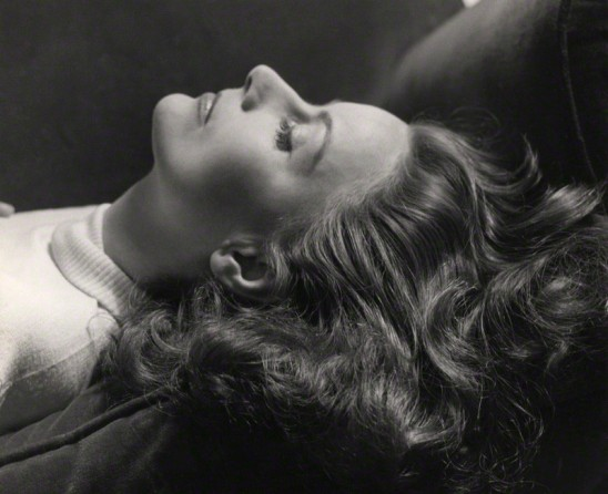 NPG x40128; Greta Garbo by Cecil Beaton
