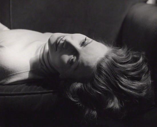 NPG x40122; Greta Garbo by Cecil Beaton