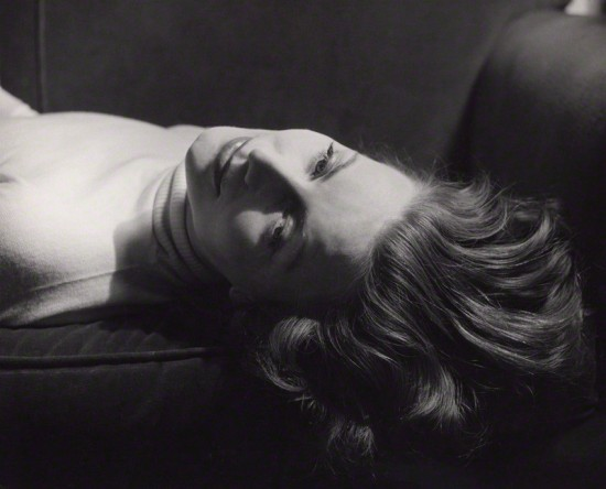 NPG x40122; Greta Garbo by Cecil Beaton