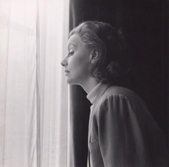 NPG x40112; Greta Garbo by Cecil Beaton