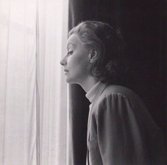 NPG x40112; Greta Garbo by Cecil Beaton