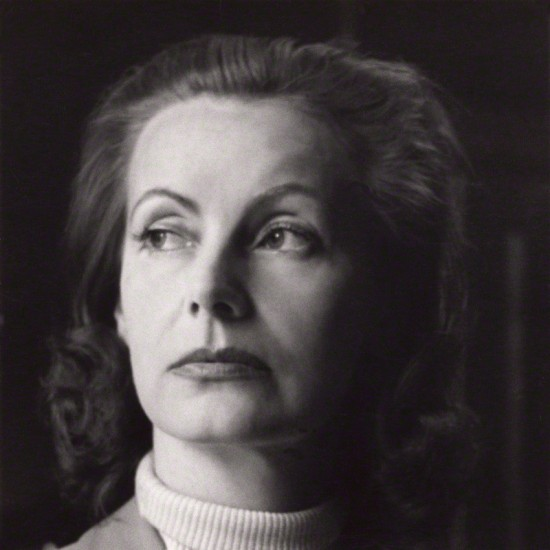 NPG x40109; Greta Garbo by Cecil Beaton