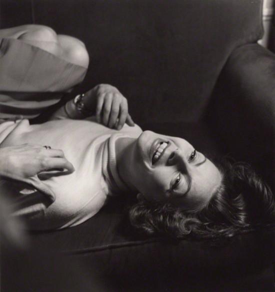 NPG x40117; Greta Garbo by Cecil Beaton