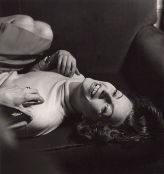 NPG x40117; Greta Garbo by Cecil Beaton