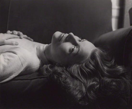 NPG x40124; Greta Garbo by Cecil Beaton